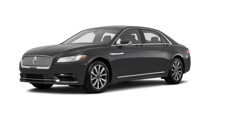 Lincoln Continental Premiere luxury sedan
