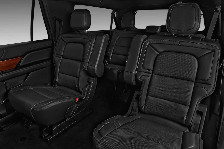 Lincoln Navigator L interior