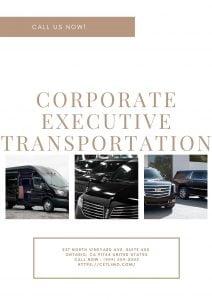 Corporate Executive Transportation 1